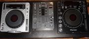 Сдам - продам комплект DJ - оборудования Pioneer