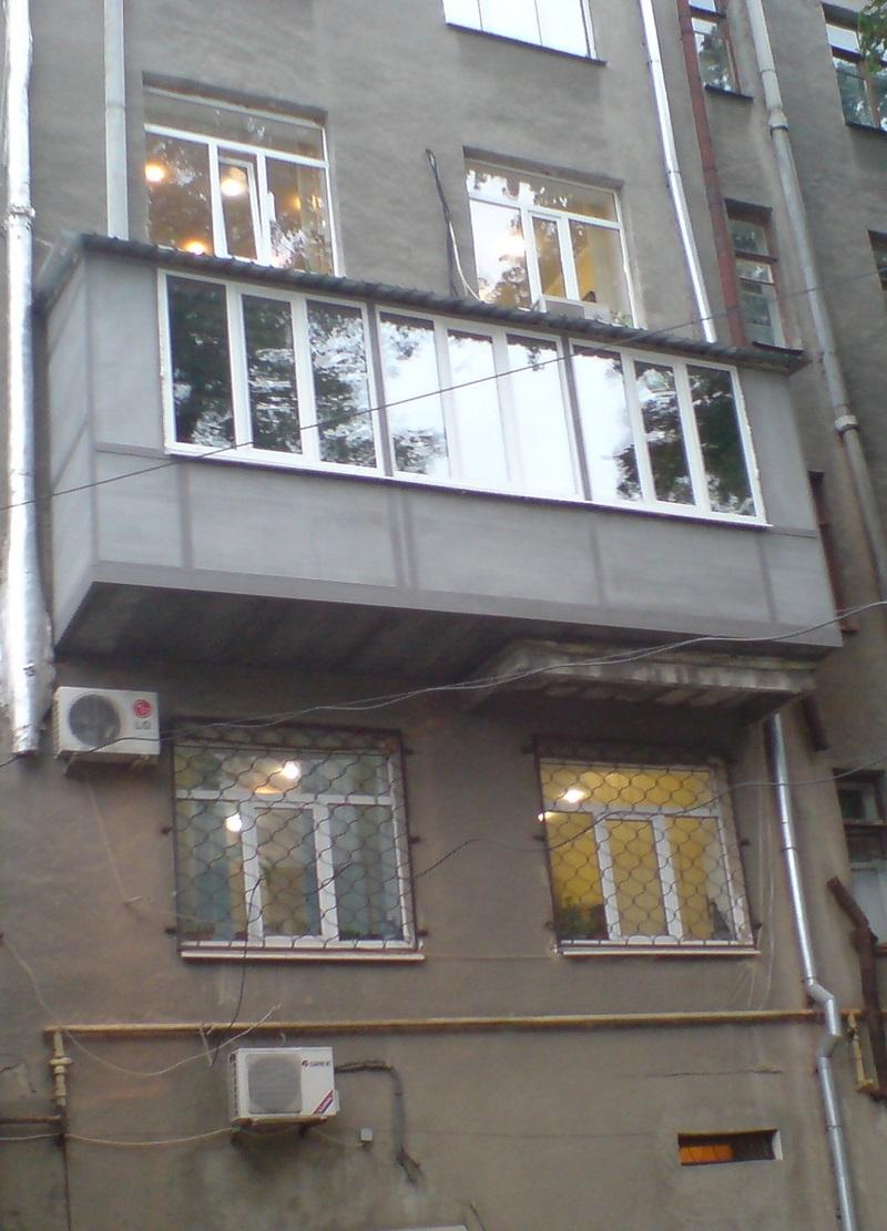 Продам: строительство балконов, пристроек! утепление наружны.