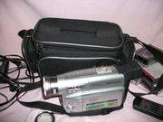 Продам видеокамеру PANASONIC NV-VZ15EN
