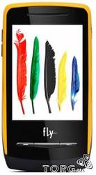 продам телефон Fly e130 за 400 гривен сенсорный 2 сим карты флешка 2ГБ