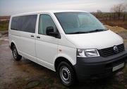 Пассажирские перевозки микроавтобусами Mersedes,  Volkswagen,  IVECO