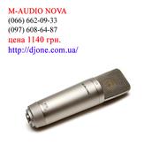 dj Студийный микрофон M-audio nova Харьков
