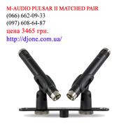 dj Студийный микрофон M-audio Pulsar II Matched Pair Харьков