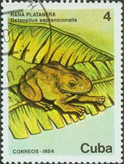 Продам марку  Cuba 1984