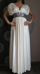 Вечернее платье из шёлка Харьков