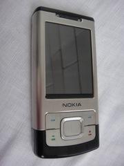 Продам Nokia 6500 Slide в идеальном состоянии.Недорого!