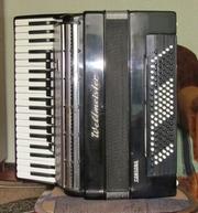 Продам немецкий аккордеон Weltmeister - Consona