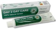 зубная паста DAY 2 DAY CARE  100%растительный состав