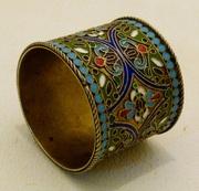 Старинное кольцо для салфеток