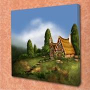 Картина на холсте для детской комнаты