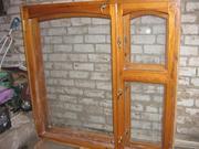Продам деревянное окно бу