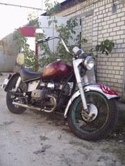Продам мотоцикл МТ 10-36 Днепр (тюнинг)