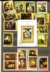 Продам большую коллекцию  марок