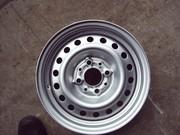 Диски колесные стальные R14 на ВАЗ 2110