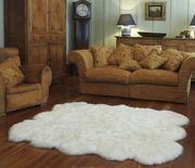Продам ковры из овчины. Большой выбор
