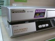 Видеомагнитофон Panasonic NV-HV60 шестиголовочный,  стерео