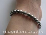 Лечебный магнитный браслет