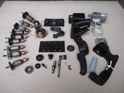 якорь. ротор,  статор,  ручки,  редуктор,  щётки ИЭ-1035,  ИЭ-5407,  ИЭ-2410