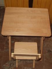 Детская складная мебель «МалышЭко+»