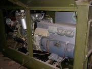 Электростанция армейская с хранения
