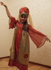 Костюм русской красавицы