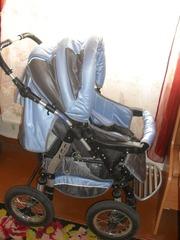 Продам детскую коляску BAMBINO LUX зима-лето (трансформер)