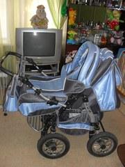 Продам детскую коляску BAMBINO LUX зима-лето