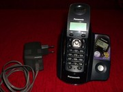 Продам радиотелефон б/у Panasonic KX-TCA120.