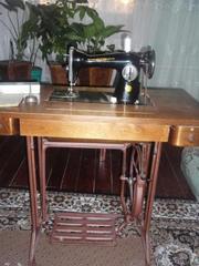 продам  швейную машинку зингер -подольск  19века.