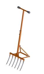 Как вскопать огород не наклоняясь. Супер лопата «Копалочка»
