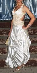 Продаю длинное выпускное платье