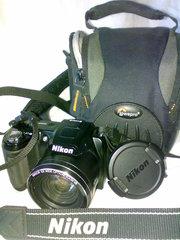 Nikon Coolpix L110 Black+Сумка+4гб