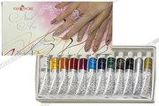Акриловая краска для росписи ногтей Van Pure NailArt