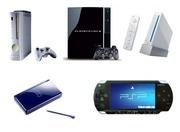 Ремонт, прошивка, реболл, freeboot, игровые приставки PS1, PS2, PS3, PSP, XBOX360, Wii, DS