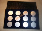 Планшет для монет на 12 шт. под капсулы 51, 5 мм