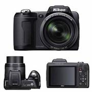 Продам Фотоаппарат Nikon Coolpix L110 Black