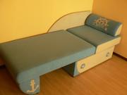 Детская  раскладная кровать Юнга