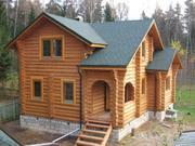 Строительство деревянных домов ( срубов ),  бани,  беседки Харьков
