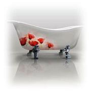 Воплощение мечты об идеальной ванне. Акриловая реставрация.