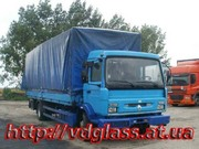 Лобовые стекла триплекс на грузовик RENAULT  MIDLINER 110-200