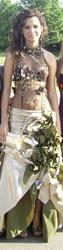 Продается вечернее платье, шилось на заказ в Греции