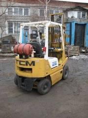 Продам вилочный погрузчик бу TCM FVG14-N15 Харьков