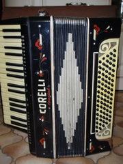 Продам аккордеон Corelli spezial