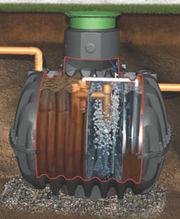Автономная канализация (Picoвell Graf Германия)