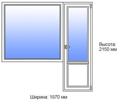 Как правильно собрать балконный блок из металлопластика..