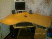 Продам ПК со столом в отличном состоянии.2000 грн. CРОЧНО!!!