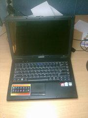 Продам ноутбук SAMSUNG R20 plus