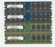 Продам память DDR2 Hynix 1GB