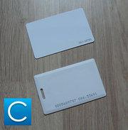 EmMarine и Mifare 1К — карты системы контроля доступа