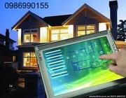 Продажа проектирование и монтаж системы «Умный Дом».Безопасность